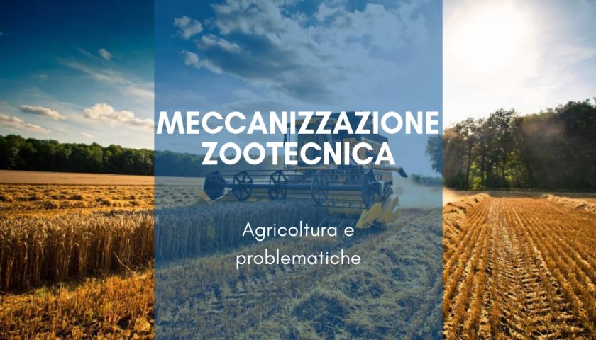 meccanizzazione zootecnica