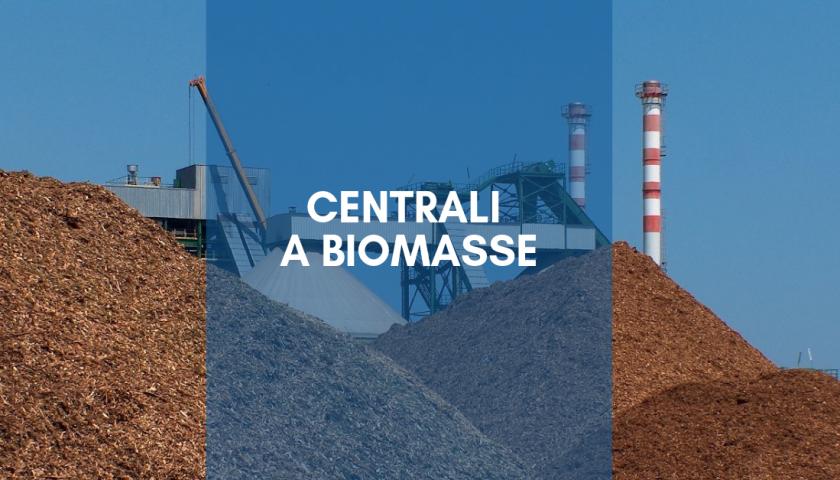 centrali a biomasse