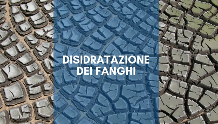 disidratazione dei fanghi